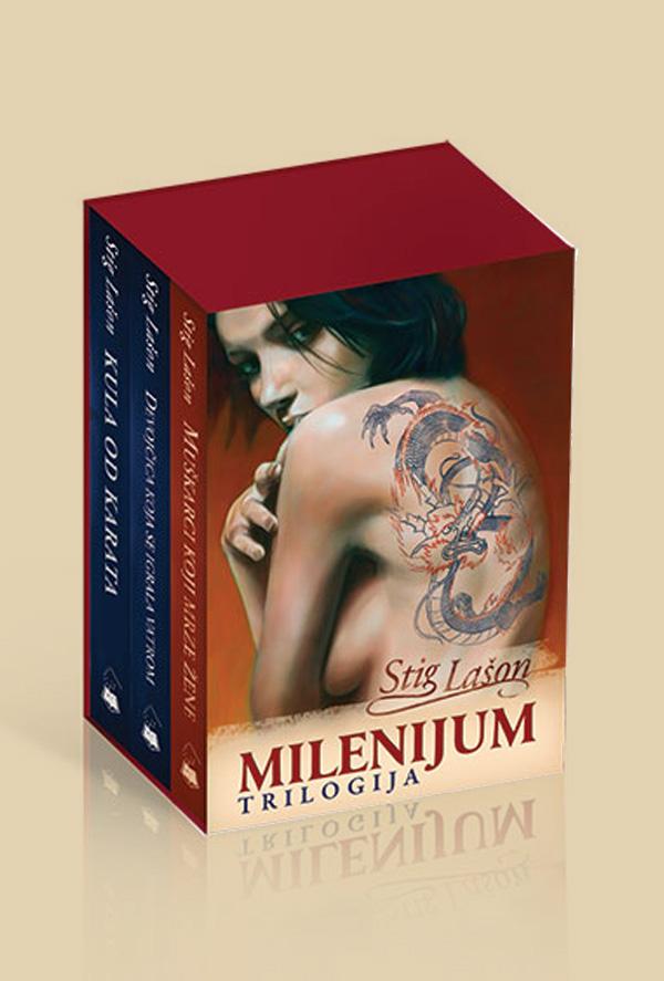 Milenijum – komplet