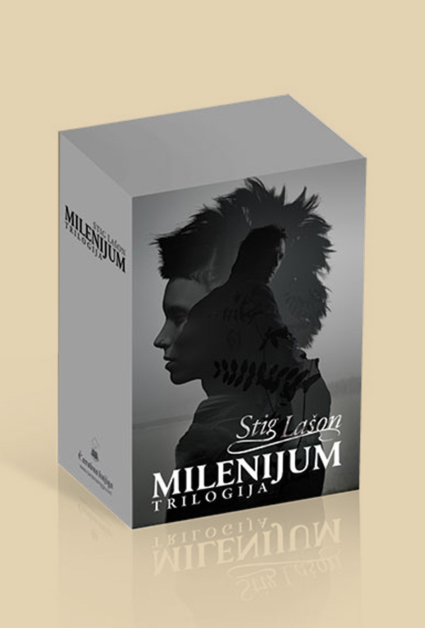 Milenijum – komplet – movie tie-in