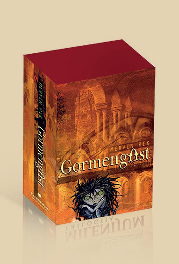 Gormengast – komplet