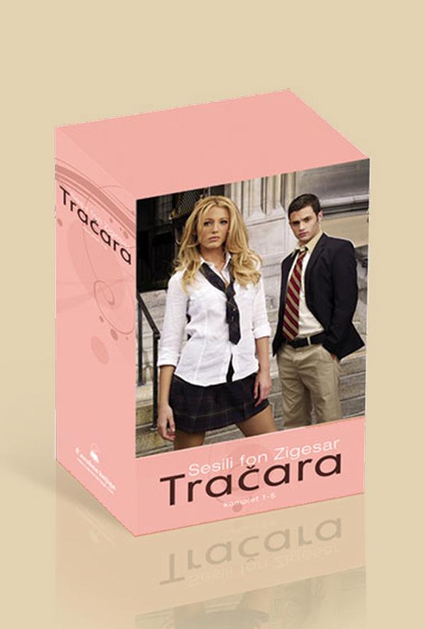 Tračara 1 – komplet