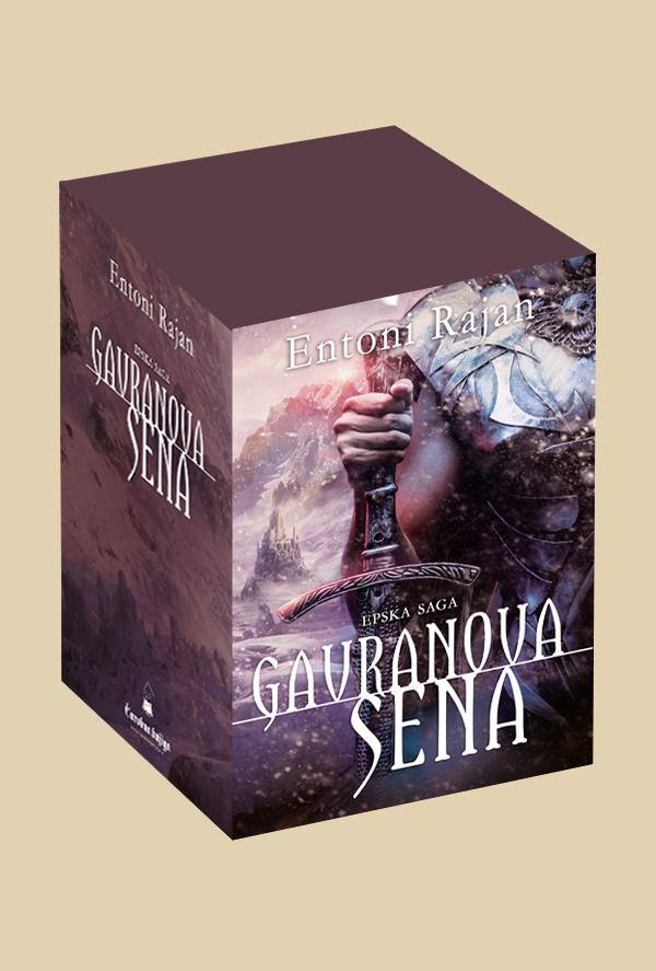Gavranova sena – Komplet