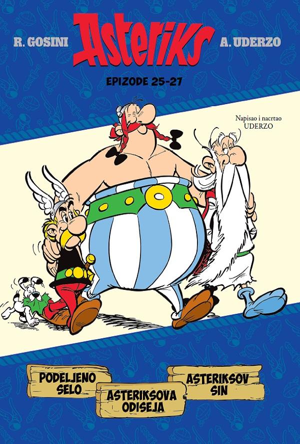 Asteriks, knjiga 9