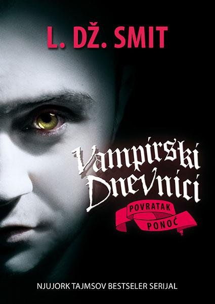 Vampirski dnevnici, 7. deo – Povratak: Ponoć