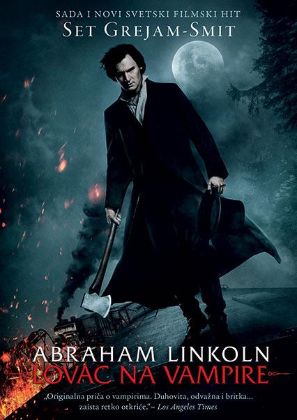 Abraham Linkoln – lovac na vampire