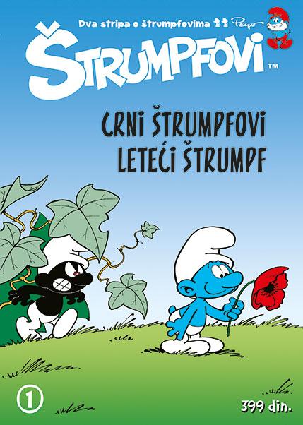 Štrumpfovi – Crni štrumpfovi i Leteći štrumpf