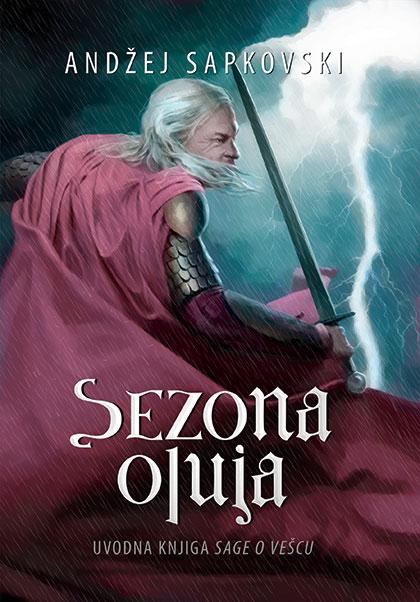 Saga o vešcu, uvodna knjiga –  Sezona oluja