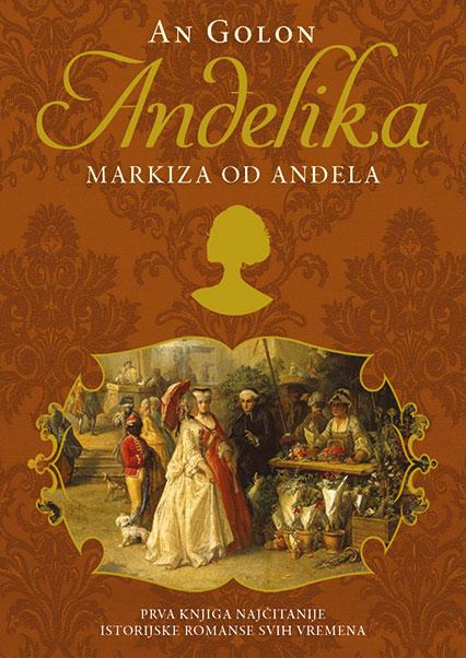 Anđelika, 1. deo – Markiza od Anđela