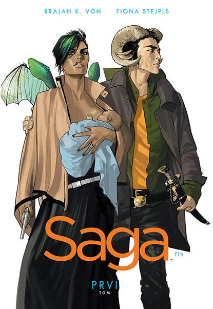 Saga, 1. deo
