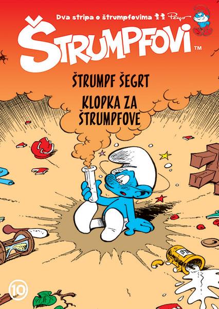 Štrumpfovi – Štrumpf šegrt,  Klopka za štrumpfove