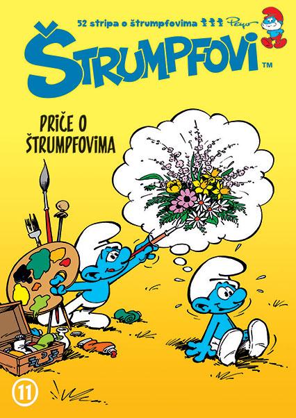 Štrumpfovi –  Priče o štrumpfovima