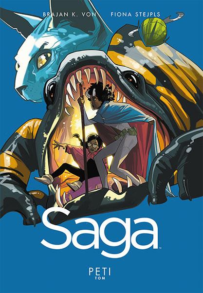 Saga, 5. deo