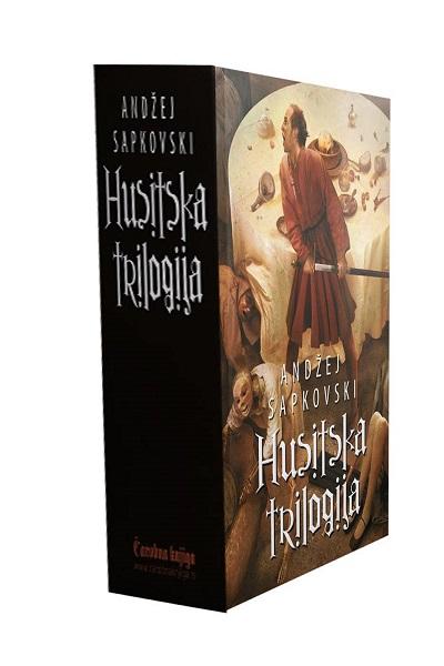 Husitska trilogija 1–3 – komplet