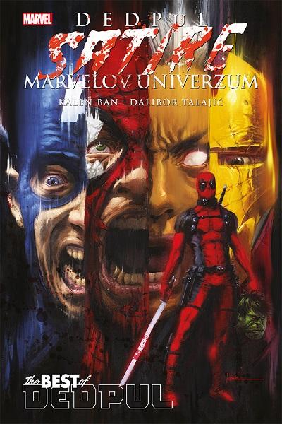 Dedpul satire Marvelov univerzum
