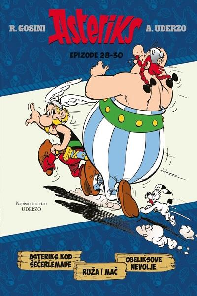 Asteriks, knjiga 10